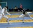 Turnier Fechten Landesmeister 2010 in Wolfen